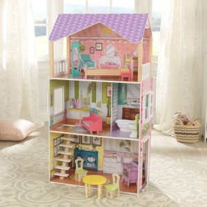 Kidkraft Poppy Wooden Dollhouse